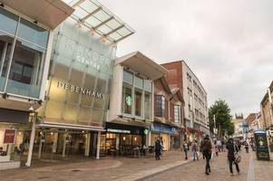 this is what is replacing the bhs store in the mander shopping centre