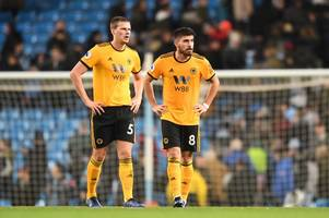 The Wolves player who will be absent when they take on Burnley
