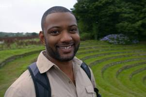 cornwall stars in new bbc series hosted by former jls star jb gill