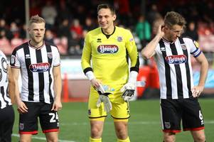 james mckeown on how grimsby town have proven themselves against league two's top sides