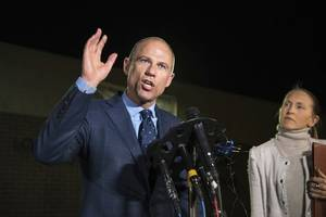 Michael Avenatti Charged Over Nike Extortion Attempt By New York Federal Prosecutors