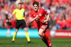 daniel james' contract situation as leeds united and premier league clubs track wales match-winner's rapid rise