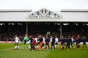 fulham fans reveal plans to protest extortionate ticket prices during game with manchester city
