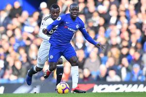 n'golo kante vs mohamed salah? the stat that proves maurizio sarri right on the chelsea star
