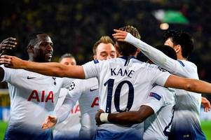 Will Spurs qualify for the Champions League? Predict the race vs Arsenal, Man United and Chelsea