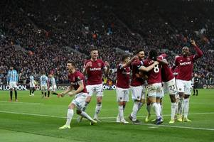 will west ham beat everton, leicester, watford and wolves to seventh? predict the final table