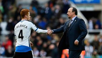 Newcastle Prepared to Let Jack Colback Join Nottingham Forest on Permanent Deal