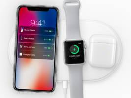 The box for Apple's new AirPods might be a hint that the long-promised AirPower might finally be released after over a year of delay (AAPL)