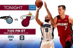 heat host magic as instate rivals battle for a playoff spot