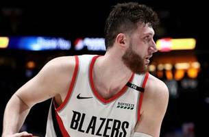skip bayless on how jusuf nurkic's leg injury affects the blazers for the rest of the season