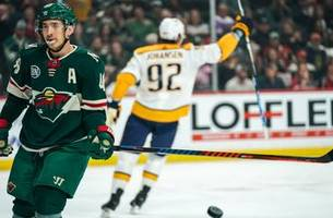 wild blanked in 1-0 loss to predators