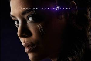 'avengers: endgame' character posters appear to confirm valkyrie survived the snap