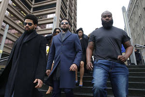 Chicago Prosecutors 'Stand Behind' Jussie Smollett Investigation Despite Dropped Charges: 'We Didn't Exonerate Him'