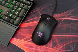 razer pc gear, including the deathadder elite mouse, is up to 50 percent off today