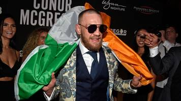 Conor McGregor Reportedly Being Investigated For Sexual Assault
