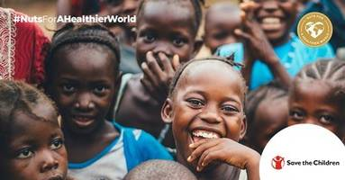 nuts for a healthier world's campaign from inc raises €47,800 to fight against child malnutrition