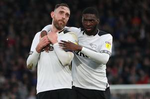 richard keogh assesses fikayo tomori potential and his part in derby county defender's development