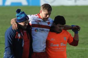 hull kr want to keep james greenwood but player told he has to be patient on deal
