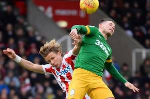 taxi for stoke city defender? fans on port vale crisis and why brucie is no louser