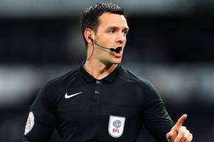 this man will referee stoke city v sheffield wednesday - and potters fans should be happy