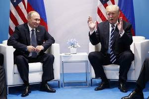 new poll says most americans still believe trump colluded with moscow