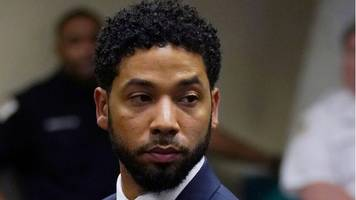 Charges against Jussie Smollett 'dropped'