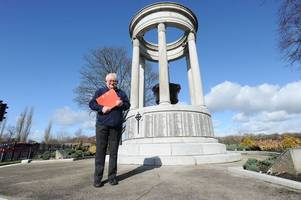 coatbridge soldiers remembered as historians research 863 world war i heroes