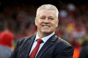 warren gatland and sir clive woodward on shortlist to coach wales' six nations rivals