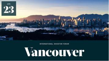 mjlink.com to present at the arcview investor forum in vancouver, april 23-25, 2019