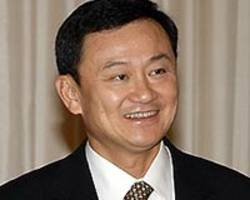 thaksin says junta 'rigged' thai election to retain power