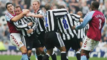 10 Hardest Players in Newcastle United's History