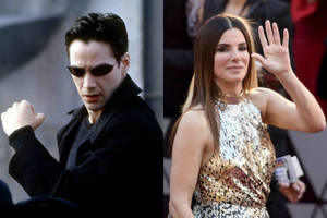 'the matrix' filmmakers wanted sandra bullock as neo before keanu reeves took the role