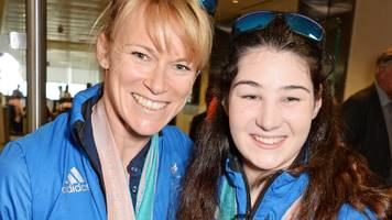 paralympic champions menna fitzpatrick and jen kehoe to 'recharge the batteries'
