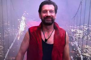 DIY SOS host Nick Knowles hoping to inspire international rugby stars to glory at Kingsholm