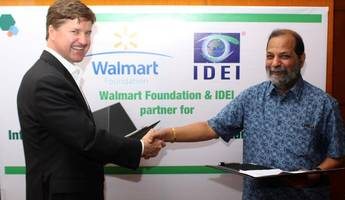 Walmart Foundation Supports IDEI Irrigation Project to Raise Incomes for