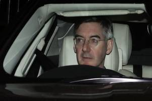 jacob rees-mogg in brexit u-turn after months of slating theresa may's deal
