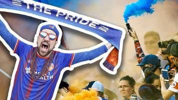 mls: fc cincinnati - are these the best fans in the united states?