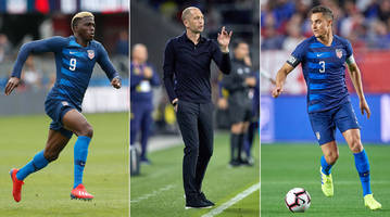 five looming questions for the usmnt ahead of the gold cup