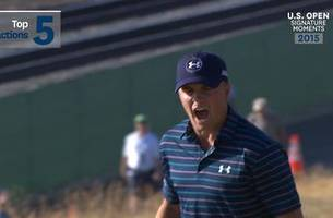 u.s. open signature moments: greatest reactions