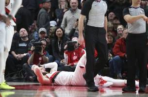 trail blazers regroup after nurkic's gruesome leg injury