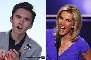 laura ingraham boycott: after a year, ratings are up but ad time is still way down