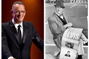 tom hanks in talks to join untitled elvis biopic as presley's manager