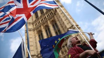 brexit vote: what are mps doing on friday?