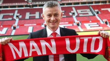 manchester united: ole gunnar solskjaer says permanent role is 'ultimate dream'