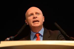 what mp liam byrne told thieves who stole his land rover discovery - full of essential foodbank gear