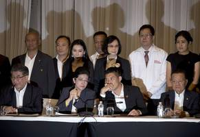 thailand's pro-army party wins elections amid arrests over spreading of 'fake news'