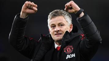 ole gunnar solskjaer appointed man utd boss: how his dream became reality