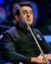 ronnie o'sullivan's plans for three weeks before world championship - fans will love this