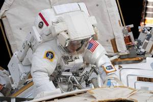 why today's spacewalk is not the one the world wanted