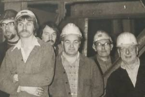 ex-steelworker's appeal to old colleagues to help find out where his asbestos-related disease was caused
